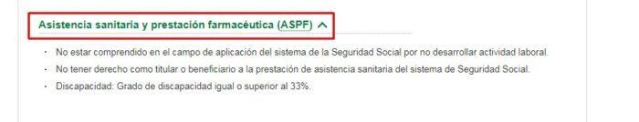 Ayudas económicas para discapacitados ASPF