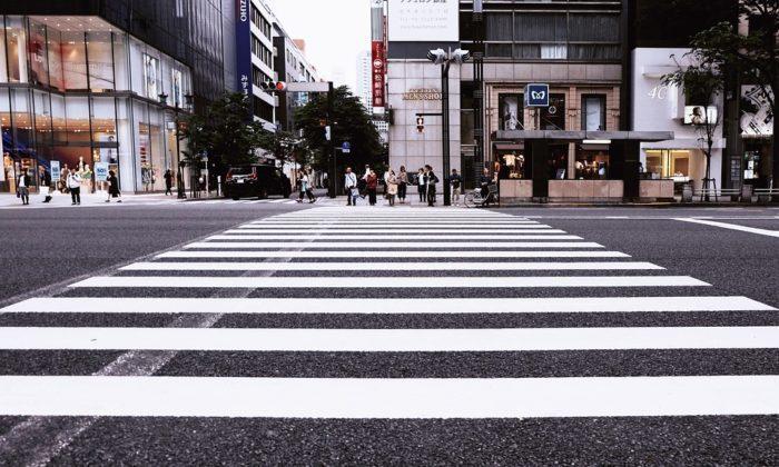 Consejos paso de peatones