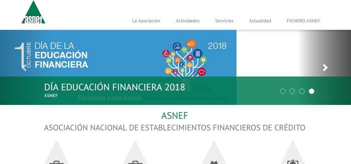 Consultar ASNEF