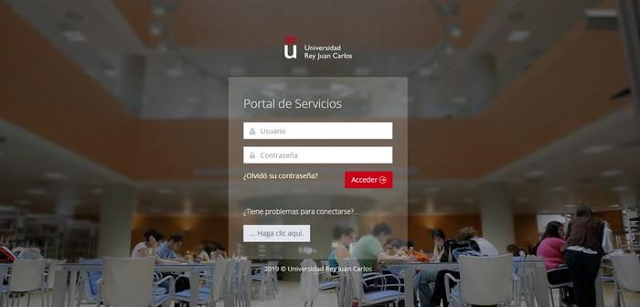 Mi Portal URJC