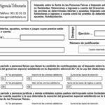 Modelo 230 para impuesto especial por premios de loterías y apuestas