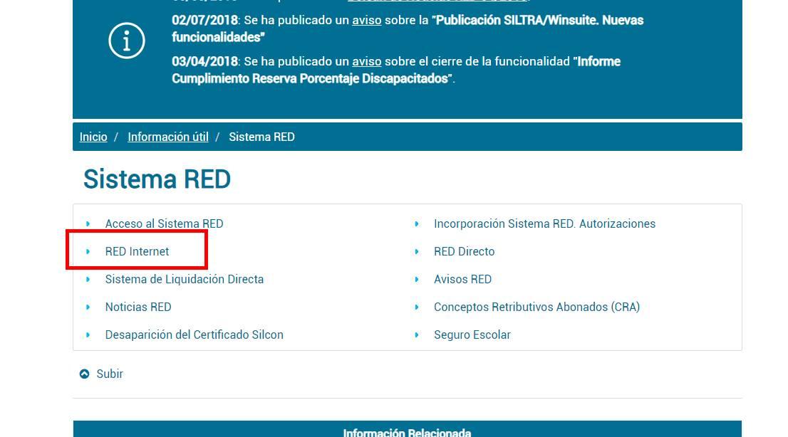 RED Internet