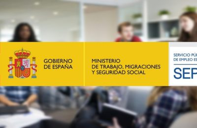 Página SEPE España