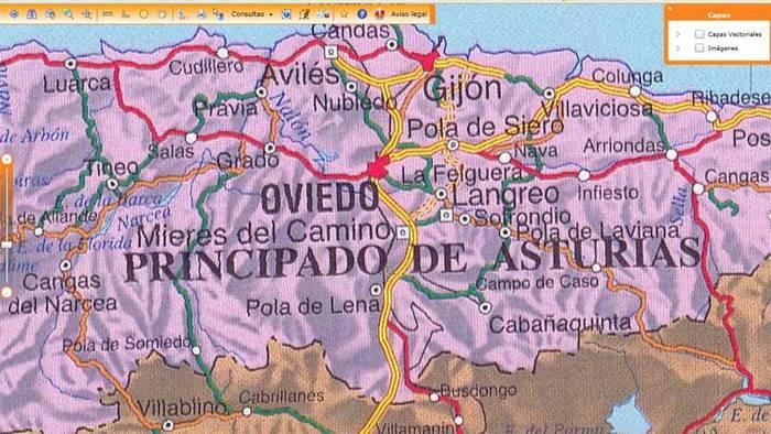 SIGPAC Asturias