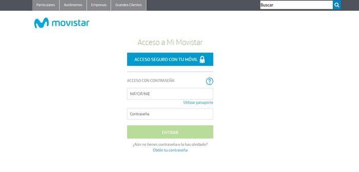 Descargar tu factura de Movistar online y desde la App ...