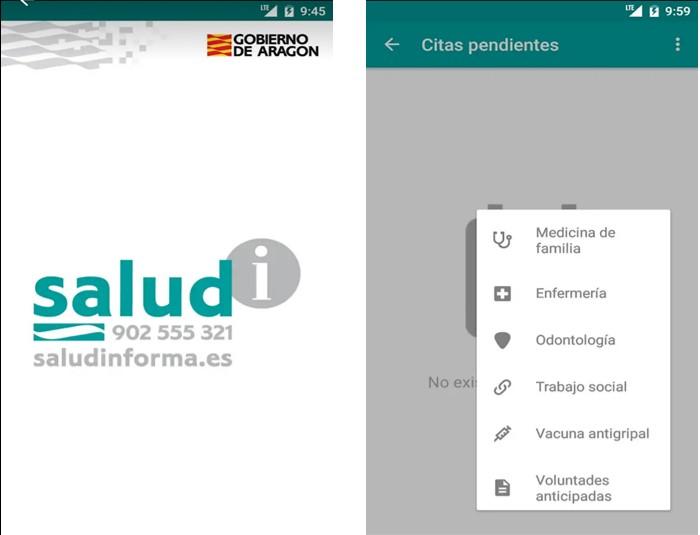 app Salud Informa