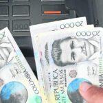 Autorizacion bancaria para sacar dinero