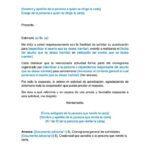 Autorizacion para tramitar documentos