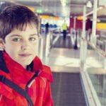 Autorizacion para viajar niños solos