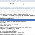 Cita para autorizacion de regreso barcelona