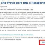 ¿Cuáles son los requisitos para DNI por primera vez?