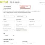 Comision por transferencia bancaria bankia