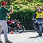 Conducir moto a2 con carnet b multa