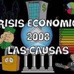 Consecuencias de la crisis del 2008 en españa