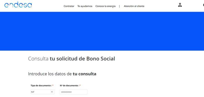 endesa bono social