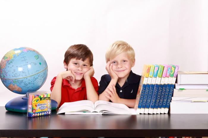 escolarización menores de tres años