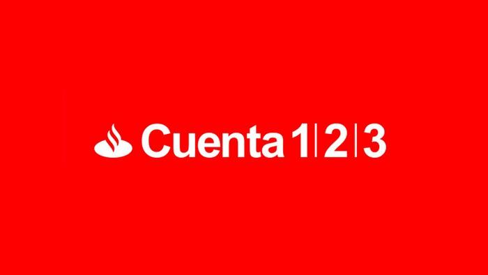 fiscalidad de la Cuenta 123 de Banco Santander