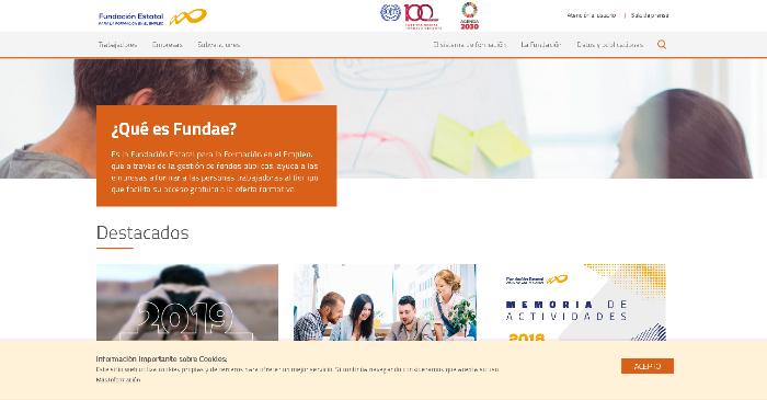 fundación tripartita portal