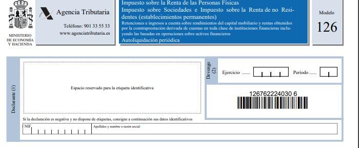 modelo 126 pdf