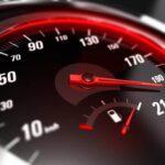 Multa por exceso de velocidad