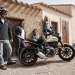 Multa por llevar moto sin limitar