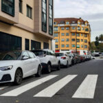 Multa por mal estacionamiento importe