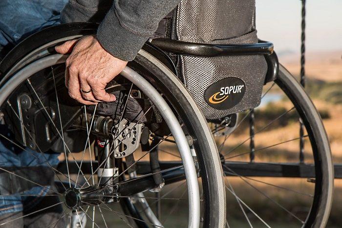 pensión discapacidad
