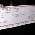 Se puede cobrar un cheque antes de la fecha