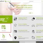 Formas de pedir mi cita previa en Extremadurade Salud + Telefonos