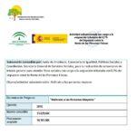 Subvencion para ventanas en andalucia