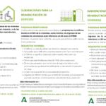 Subvenciones para ascensores junta de andalucía 2021